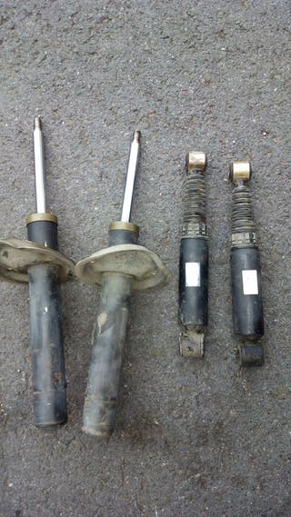 suspension peugeot 306