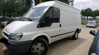 Ford Transit Matrícula DKM (2005)