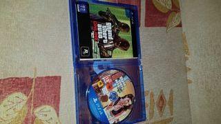 GTA V ps4 juegos