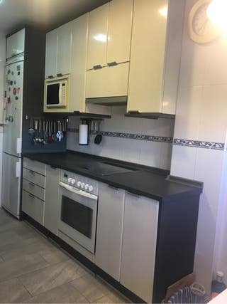 Muebles de cocina de segunda mano por 600 en madrid en wallapop - Segunda mano muebles de cocina madrid ...