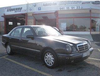 Mercedes-benz benz e 300d 1995