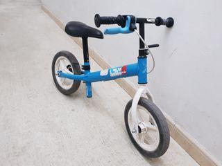 Bicicleta sin pedales decatlon