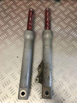 Barras suspension scoopy 100