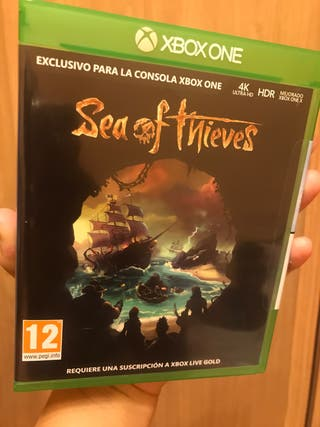 Sea of thieves juego xbox one
