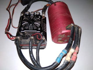 motor i variador i baterias rc