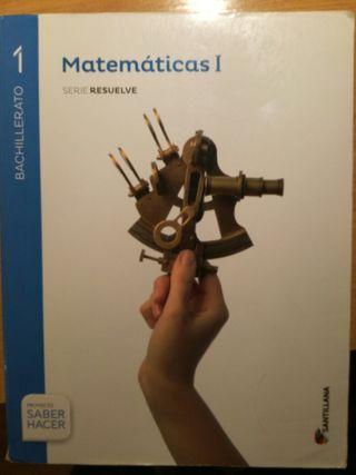Matemáticas 1° Bachillerato