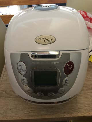 Robot de cocina master chef