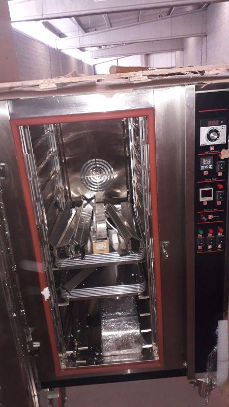horno eléctrico industrial 8bandejas nuevo