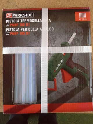 PARKSIDE Pistola termoselladora // PNKP 105 B1