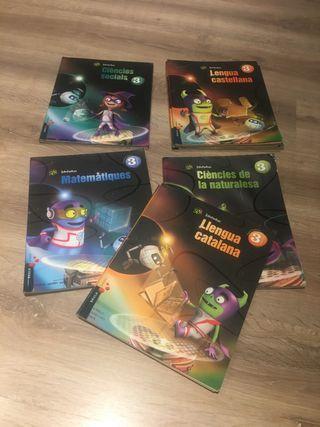 Libros 3 primaria Maristas