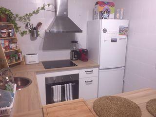 Mueble ikea cocina de segunda mano en wallapop for Muebles ikea segunda mano