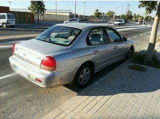 Hyundai Sonata 2.0 GSL, 136cv,año 2000,175.500 km
