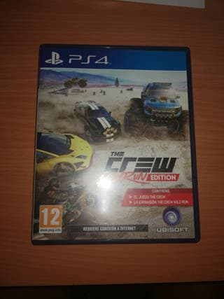 THE CREW WILDRUN EDITION PS4