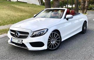 Mercedes-benz Clase C 2017 AMG