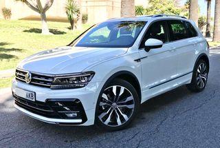 Volkswagen Tiguan 2018 aut R Line