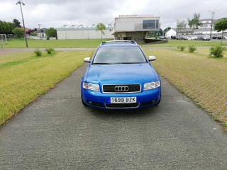 Audi A4 avant del 2002, 2.4 v6 gasolina 170cv