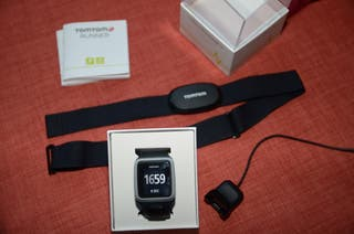 TomTom Runner - Reloj con GPS y pulsómetro