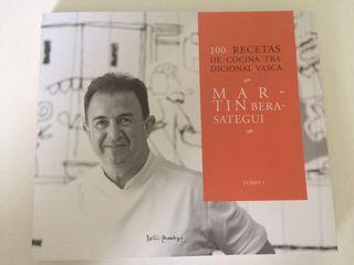 Libro Martin Berasategi