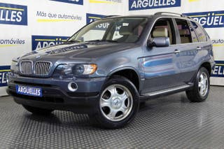 BMW X5 4.4i con GLP
