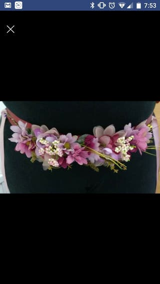 cinturon boda mujer