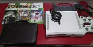 Consola xbox 360 FLASH