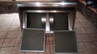 extractor humos cocina para restaurantes nuevo