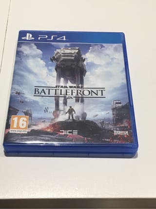 Battlefront PS4