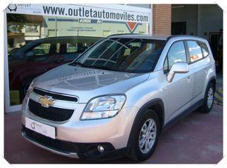 Chevrolet Orlando 7 plazas