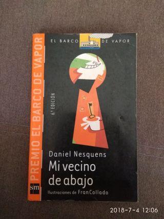 Mi vecino de abajo. ISBN: 9788467547900 Primaria-4