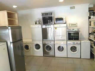 lavadoras y neveras