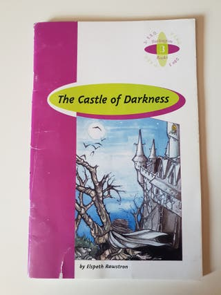 Libro inglés A castle of Darkness