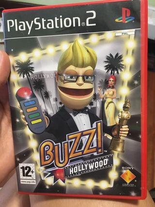 Juego Buzz Hollywood PS2