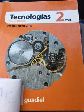 Libro tecnologia 2 eso