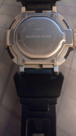 Reloj casio Marine gear mrt200 de segunda mano por 50 € en