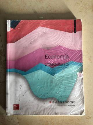 Libro 1º Economía SMARTBOOK