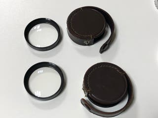 Filtros para fotografia foto Macro Nikon 52mm