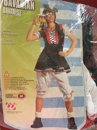Disfraz babaria