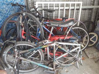 Bicicleta de todas clases