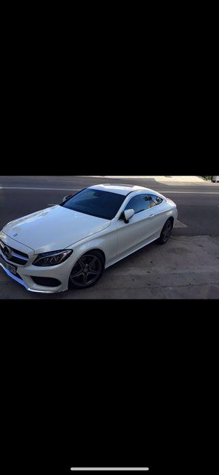 Mercedes benz c250 coupe