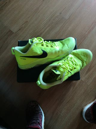 nike zoom flywire