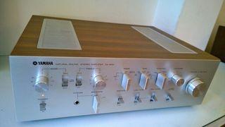 Yamaha CA-800 Amplificador Vintage Clase A