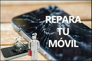 Reparaciones móviles y tablets