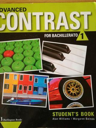 Advanced Contrast, Inglés 1° Bachillerato