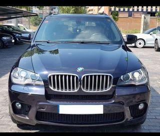 BMW X5 4.0D Año 2010 7 plazas vehículo nacional