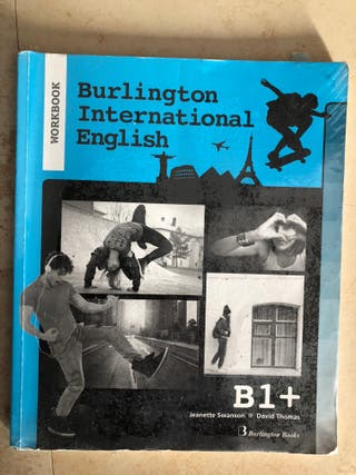 Libro 1º Bachiller Burlington International Englis