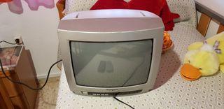 Tv television de tubo con tdt