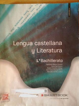 Lengua castellana y Literatura 1° Bachillerato