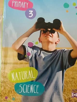 Natural Science 3 ANAYA English