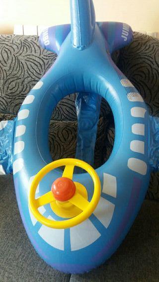Flotador niño