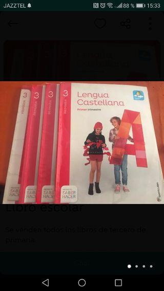 libro tercero primaria